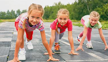 Ausbildung zum Sportcoach für Kinder